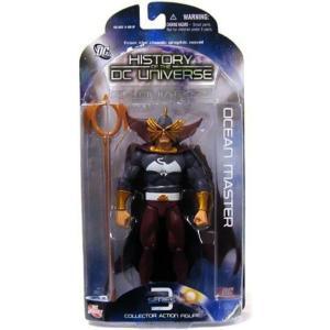 アクアマン Aquaman ディーシー コミックス DC Direct フィギュア おもちゃ History of the DC Universe Series 3 Ocean Master Action Figure|fermart-hobby