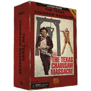 悪魔のいけにえ The Texas Chainsaw Massacre フィギュア Leatherface Clothed Action Figure [Classic Video Game]|fermart-hobby