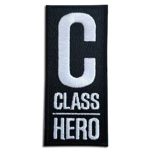 ワンパンマン One Punch Man グッズ C-Class Hero Patch|fermart-hobby