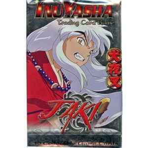 犬夜叉 InuYasha トレーディングカード Trading Card Game Jaki Booster Pack [10 Cards]|fermart-hobby