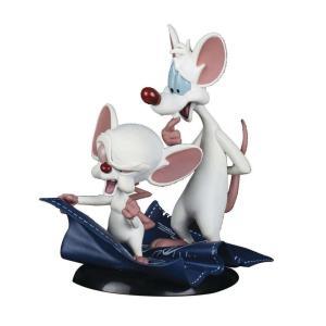 ガーディアンズ オブ ギャラクシー Guardians of the Galaxy クァンタムメカニクス フィギュア おもちゃ Marvel Q-Fig Pinkie and the Brain Statue|fermart-hobby
