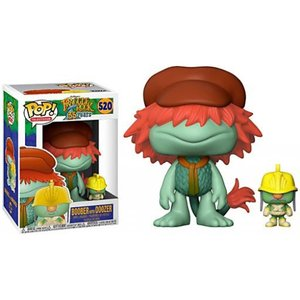 フラグルロック Fraggle Rock フィギュア POP! TV Boober with Doozer Vinyl Figure #520|fermart-hobby