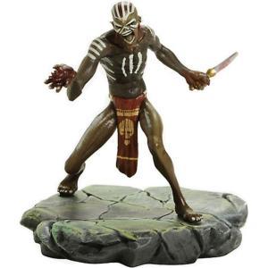 アイアン メイデン Iron Maiden フィギュア : Legacy of the Beast Shaman Eddie 4-Inch Collectible PVC Figure|fermart-hobby