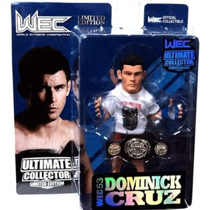 UFC UFC フィギュア Ultimate Collector Series 10 Dominick Cruz Action Figure [Limited Edition]|fermart-hobby