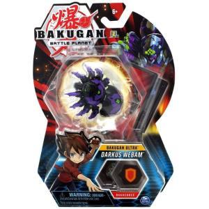 爆丸バトルブローラーズ Bakugan Battle Planet おもちゃ・ホビー Battle Brawlers Ultra Darkus Webam|fermart-hobby