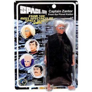 スペース1999 Space: 1999 フィギュアーズトイ Figures Toy Co. フィギュア おもちゃ Series 1 Captain Zantor Action Figure|fermart-hobby