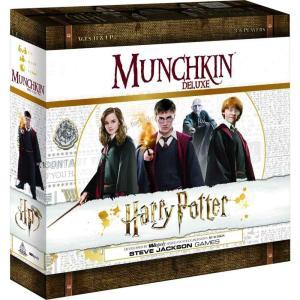 マンチキン Munchkin ゲーム・パズル Deluxe Harry Potter Card Game|fermart-hobby