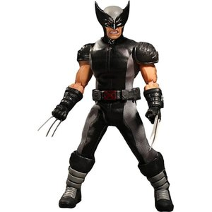 ウルヴァリン Wolverine メズコ Mezco Toyz フィギュア おもちゃ Marvel One:12 Collective Exclusive Action Figure [X-Force]|fermart-hobby
