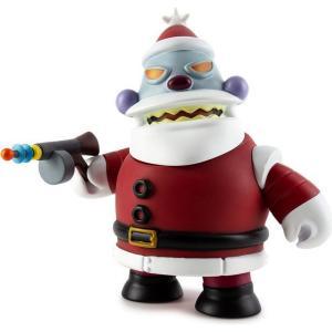 フューチュラマ Futurama フィギュア Naughty Robot Santa 6-Inch Medium Figure|fermart-hobby
