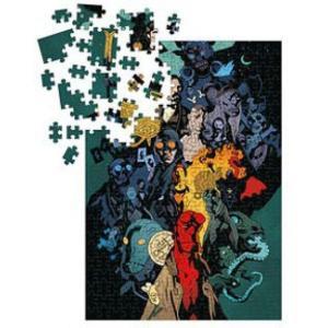ヘルボーイ Hellboy ゲーム・パズル Universe Puzzle|fermart-hobby