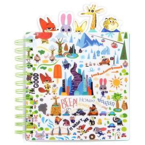 ズートピア Zootopia グッズ Journal fermart-hobby