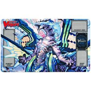 カードファイト ヴァンガード Cardfight Vanguard ブシロード BushiRoad おもちゃ Card Supplies Blue Storm Dragon Play Mat|fermart-hobby