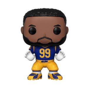 NFL フィギュア ビニールフィギュア Los Angeles Rams POP! Aaron Donald Vinyl Figure fermart-hobby