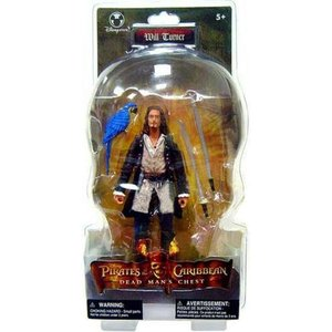 パイレーツ オブ カリビアン Pirates of the Caribbean ディズニー Disney フィギュア おもちゃ Dead Man's Chest Will Turner Exclusive Action Figure|fermart-hobby