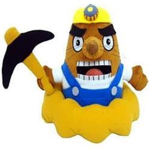 どうぶつの森 Animal Crossing ぬいぐるみ・人形 Mr. Resetti 7-Inch Plush fermart-hobby