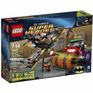 ジョーカー Joker レゴ LEGO おもちゃ DC Universe Super Heroes Batman: The Steam Roller Set #76013|fermart-hobby
