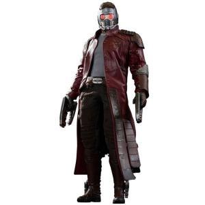ガーディアンズ オブ ギャラクシー Guardians of the Galaxy ホットトイズ フィギュア おもちゃ Marvel Movie Masterpiece Star-Lord 1/6 Collectible Figure|fermart-hobby
