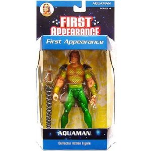 アクアマン Aquaman ディーシー コミックス DC Direct フィギュア おもちゃ DC First Appearance Series 4 Action Figure|fermart-hobby