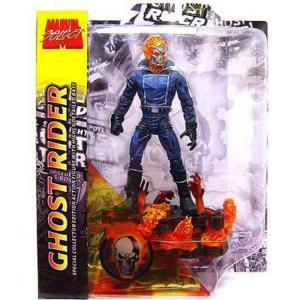 ゴーストライダー Ghost Rider ダイアモンド セレクト Diamond Select Toys フィギュア おもちゃ Marvel Select Action Figure fermart-hobby