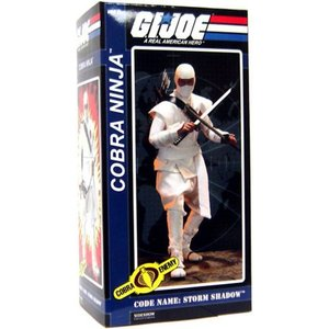 ジー アイ ジョー GI Joe サイドショウ Sideshow Collectibles フィギュア おもちゃ Cobra Enemy Storm Shadow 1/6 Collectible Figure [Cobra Ninja]|fermart-hobby