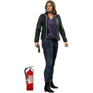 マクファーレントイズ McFarlane Toys フィギュア おもちゃ Fear the Walking Dead Color Tops Red Wave Madison Clark Action Figure #4|fermart-hobby