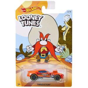ルーニー テューンズ Looney Tunes おもちゃ・ホビー Hot Wheels Twinduction Die-Cast Car #2/8 [Yosemite Sam]|fermart-hobby
