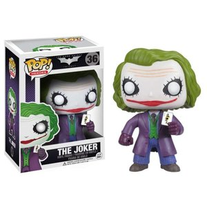 ジョーカー Joker ファンコ Funko フィギュア おもちゃ Batman The Dark Knight POP! Heroes The Vinyl Figure #36 [The Dark Knight]|fermart-hobby