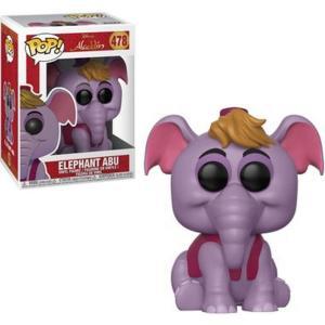 アラジン Aladdin フィギュア ビニールフィギュア POP! Disney Elephant Abu Vinyl figure fermart-hobby