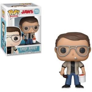 ジョーズ Jaws フィギュア POP! Movies Chief Brody Vinyl Figure #755|fermart-hobby