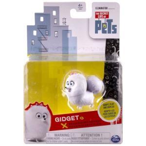 ザ シークレット ライフ オブ ペッツ The Secret Life of Pets スピンマスター Spin Master フィギュア おもちゃ Poseable Pet Figures Gidget Action Figure|fermart-hobby