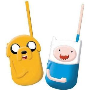 アドベンチャー タイム Adventure Time ジャズウェアーズ Jazwares おもちゃ Walkie Talkies|fermart-hobby