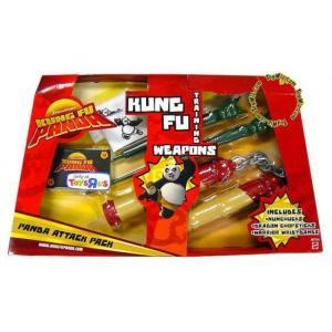 カンフー パンダ Kung Fu Panda おもちゃ・ホビー コスプレ Training Weapons Panda Attack Pack Exclusive Roleplay Toy fermart-hobby