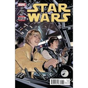 スターウォーズ Star Wars マーベル Marvel おもちゃ #17 Comic Book|fermart-hobby
