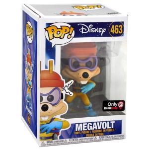 ディズニー Disney フィギュア Darkwing Duck POP! Megavolt Exclusive Vinyl Figure #463 fermart-hobby