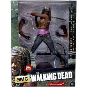 ウォーキング デッド Walking Dead マクファーレントイズ McFarlane Toys フィギュア おもちゃ AMC TV Michonne Deluxe Action Figure|fermart-hobby