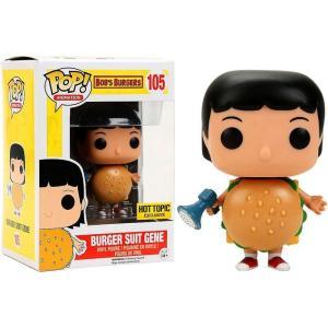 ファンコ Funko フィギュア おもちゃ Bob's Burgers POP! Animation Burger Suit Gene Vinyl Figure #105|fermart-hobby