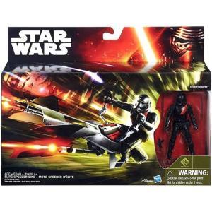 ストームトルーパー ハズブロ フィギュア おもちゃ Star Wars The Force Awakens Elite Speeder Bike with Black 3.75-Inch Vehicle & Figure [Class I]|fermart-hobby