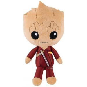 ガーディアンズ オブ ギャラクシー Guardians of the Galaxy ファンコ Funko ぬいぐるみ おもちゃ Marvel Vol. 2 Groot Plush [Ravager Jacket]|fermart-hobby