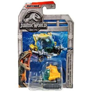 マッチボックス Matchbox おもちゃ・ホビー Jurassic World Deep-Dive Submarine Diecast Vehicle|fermart-hobby