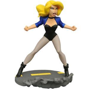 ジャスティス リーグ Justice League Animated ダイアモンド セレクト フィギュア おもちゃ DC Gallery Black Canary 9-Inch PVC Figure Statue|fermart-hobby