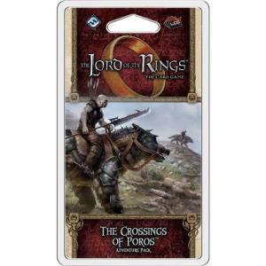 ロード オブ ザ リング The Lord of the Rings トレーディングカード The Lord of the RIngs LCG The Crossings of Poros Adventure Pack fermart-hobby