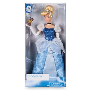 シンデレラ Cinderella ディズニー Disney 人形 おもちゃ Exclusive 11.5-Inch Doll [with Gus figurine]|fermart-hobby