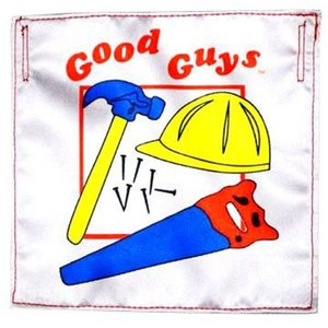 ホラー Horror グッズ ビブパンツ Child's Play 2 Good Guys Bib Prop Replica|fermart-hobby