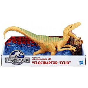 ジュラシック ワールド Jurassic World ハズブロ Hasbro Toys フィギュア おもちゃ Velociraptor Echo Action Figure|fermart-hobby