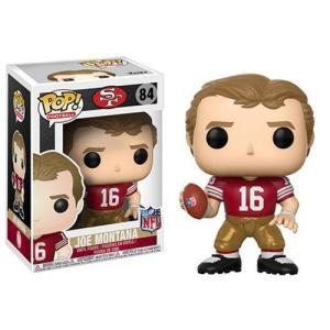 NFL NFL フィギュア San Francisco 49ers POP! Sports Joe Montana Vinyl Figure #84 fermart-hobby