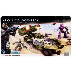 ウルヴァリン Wolverine メガブロックス Mega Bloks おもちゃ Halo UNSC Set #96833|fermart-hobby