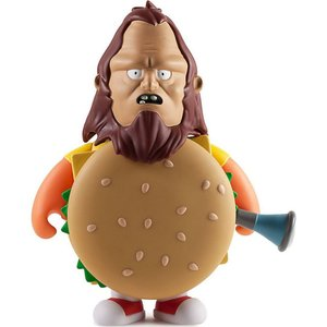 ボブズ バーガーズ Bob's Burgers フィギュア ビニールフィギュア Beefsquatch 7-Inch Medium Vinyl Figure|fermart-hobby