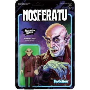 リアクション ReAction フィギュア Halloween Series Nosferatu Action Figure [Original Edition]|fermart-hobby
