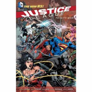 ジャスティス リーグ Justice League ディーシー コミックス DC Comics おもちゃ DC #22 Trinity War Part 1 Comic Book|fermart-hobby