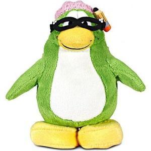 クラブ ペンギン Club Penguin ジャックスパシフィック Jakks Pacific フィギュア おもちゃ Series 12 Aunt Arctic 6.5-Inch Plush Figure [Version 3]|fermart-hobby